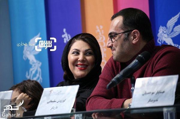 832830 Gahar ir عکسهای بازیگران فیلم تیغ و ترمه در نشست خبری و اکران در جشنواره فجر 97