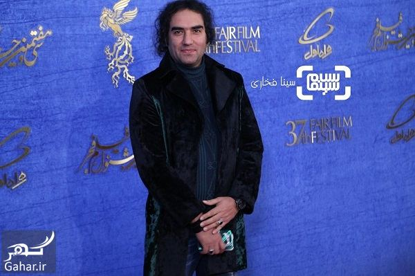 867054 Gahar ir عکسهای بازیگران فیلم تیغ و ترمه در نشست خبری و اکران در جشنواره فجر 97