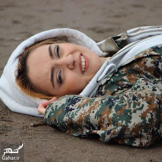 044551 Gahar ir بیوگرافی و عکسهای مهتاب اکبری بازیگر نقش سوگند لحظه گرگ و میش