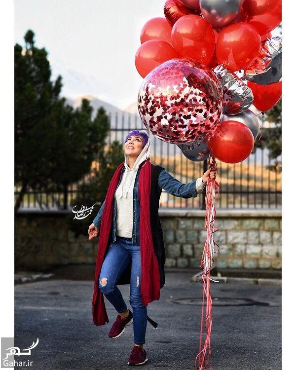 105705 Gahar ir عکسهای متفاوت تولد مریم معصومی