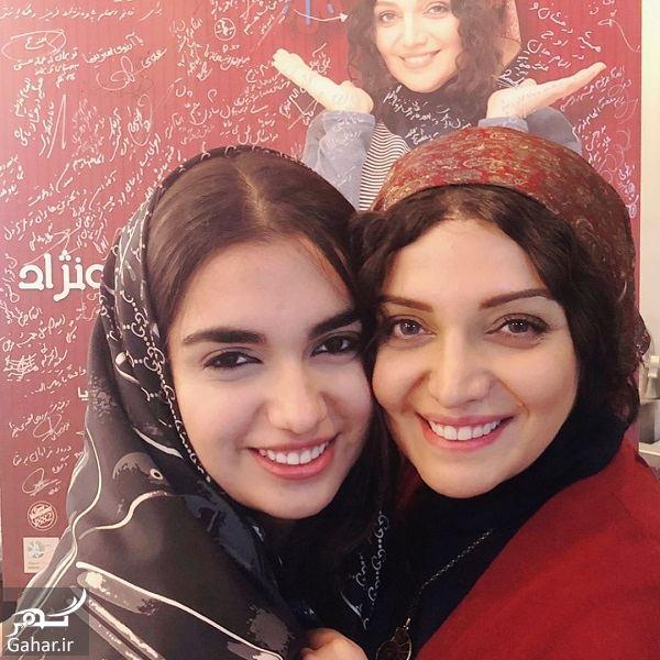 148623 Gahar ir عکسهای الهام پاوه نژاد و دخترش در روز تولدش