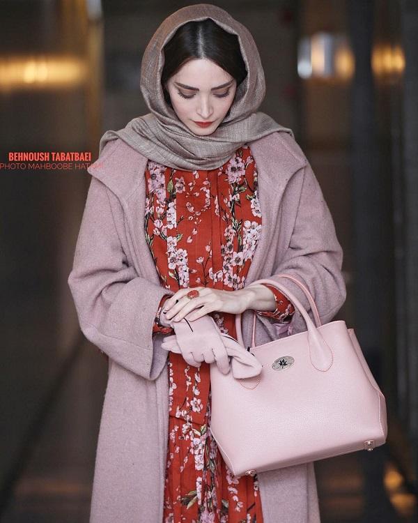 225976 Gahar ir عکسهای بهنوش طباطبایی در اکران فیلم غلامرضا تختی
