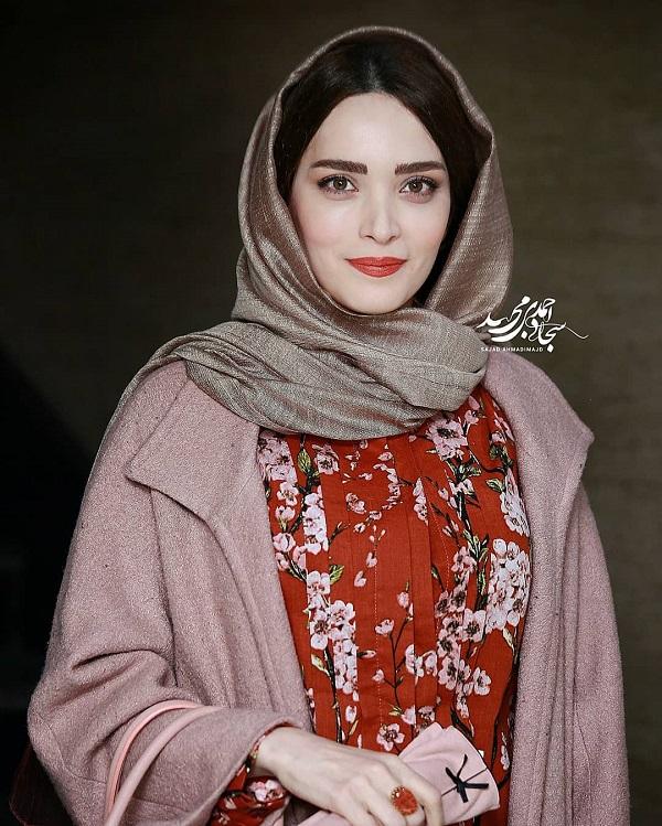 348107 Gahar ir عکسهای بهنوش طباطبایی در اکران فیلم غلامرضا تختی