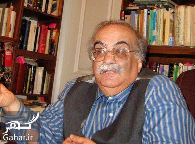 572301 Gahar ir بیوگرافی خسرو معتضد تاریخ نگار معروف ایرانی