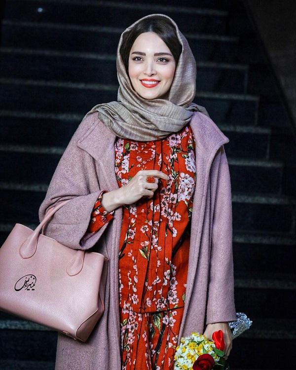 708754 Gahar ir عکسهای بهنوش طباطبایی در اکران فیلم غلامرضا تختی