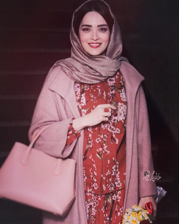 802836 Gahar ir عکسهای بهنوش طباطبایی در اکران فیلم غلامرضا تختی