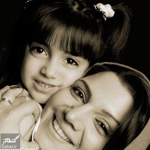 878321 Gahar ir عکسهای الهام پاوه نژاد و دخترش در روز تولدش