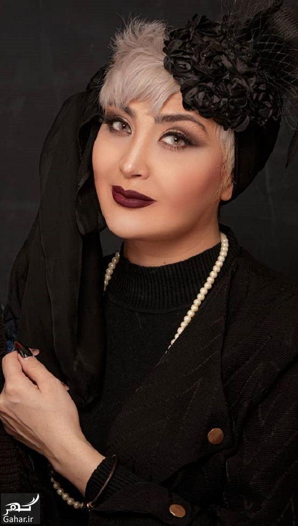 889771 Gahar ir فتوشات های جدید مریم معصومی با مدل موی متفاوت
