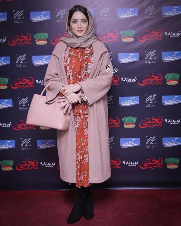 901716 Gahar ir عکسهای بهنوش طباطبایی در اکران فیلم غلامرضا تختی