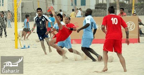 962439 Gahar ir مشخصات توپ فوتبال ساحلی