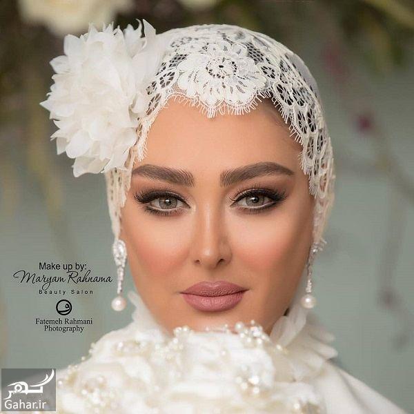 005357 Gahar ir عکسهای میکاپ مراسم عروسی الهام حمیدی