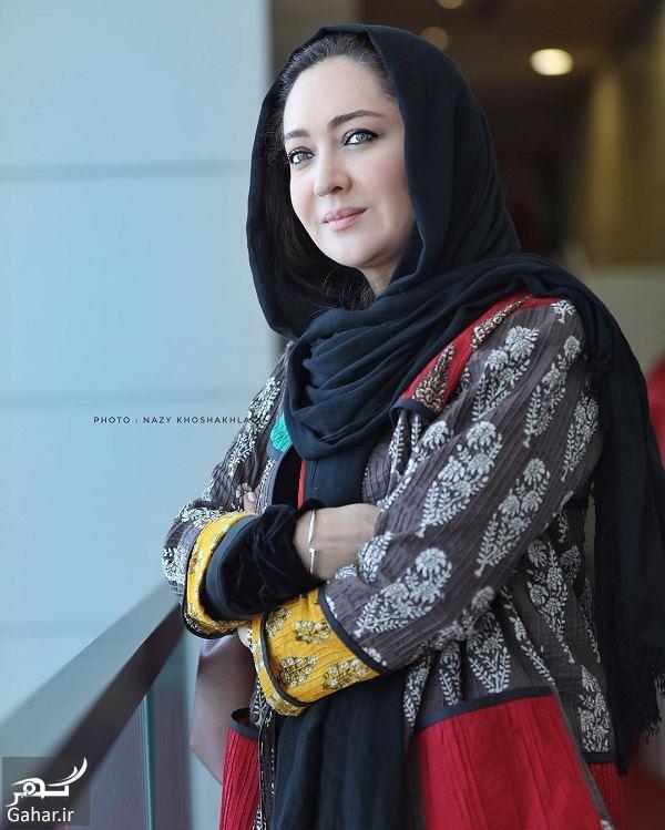 005926 Gahar ir عکسهای نیکی کریمی در جشنواره جهانی فجر 98