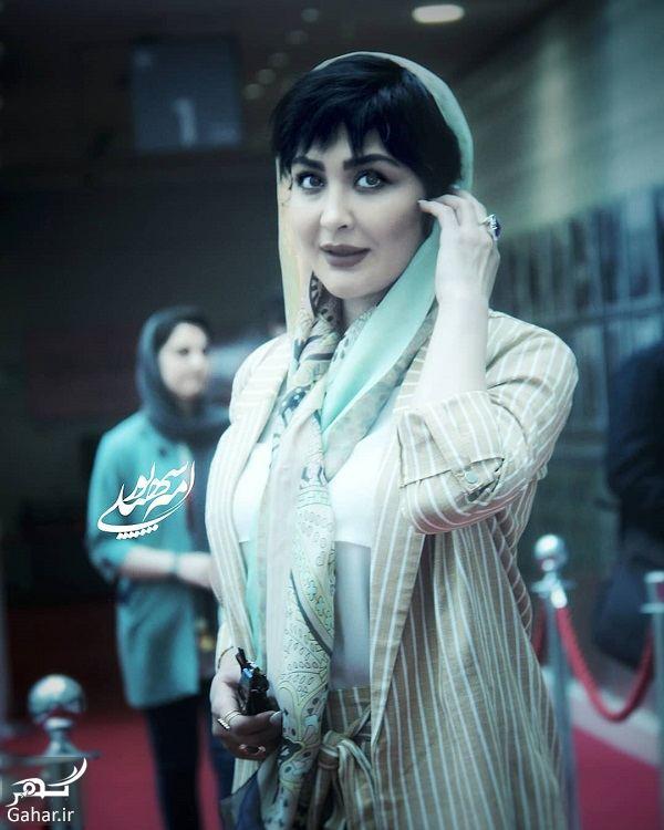058715 Gahar ir استایل مریم معصومی در جشنواره جهانی فیلم فجر 98