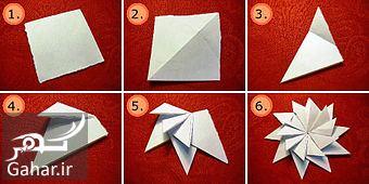 081251 Gahar ir اوریگامی چیست + آموزش اوریگامی
