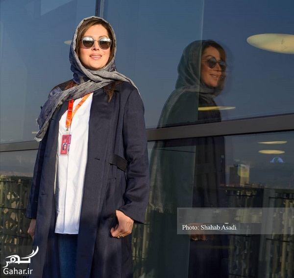 097374 Gahar ir عکسهای مهتاب کرامتی در جشنواره جهانی فیلم فجر 37