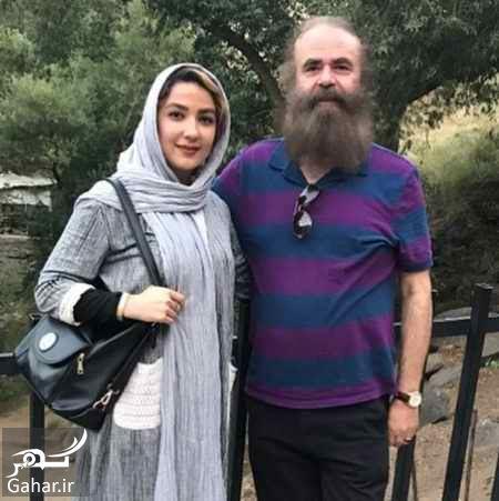 142954 Gahar ir سارا صوفیانی و همسرش بیوگرافی سارا صوفیانی