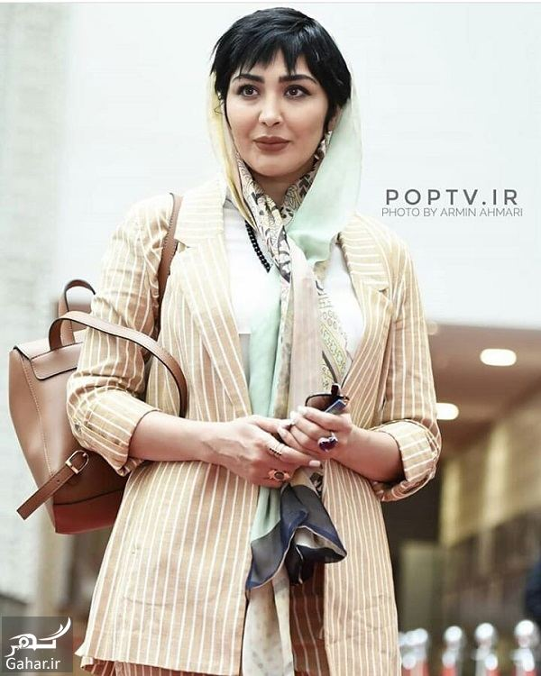 181886 Gahar ir استایل مریم معصومی در جشنواره جهانی فیلم فجر 98