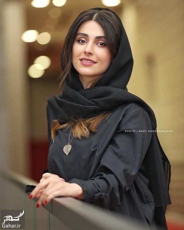 340781 Gahar ir عکسهای لاله مرزبان در جشنواره جهانی فیلم فجر 98