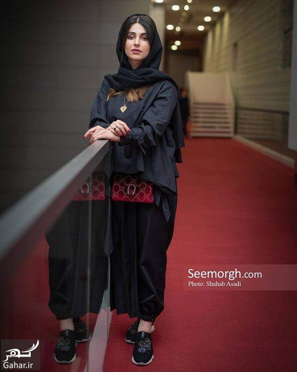 357381 Gahar ir عکسهای لاله مرزبان در جشنواره جهانی فیلم فجر 98