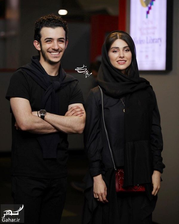 358156 Gahar ir عکسهای لاله مرزبان در جشنواره جهانی فیلم فجر 98