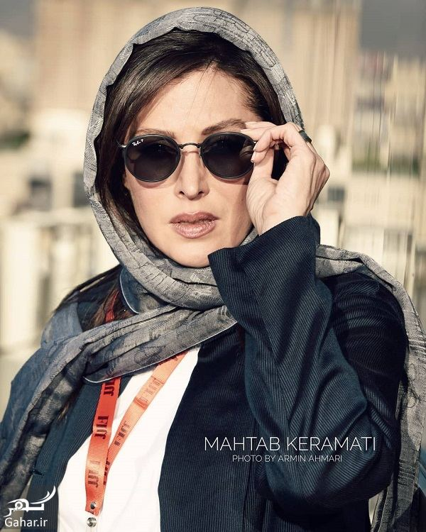 358608 Gahar ir عکسهای مهتاب کرامتی در جشنواره جهانی فیلم فجر 37