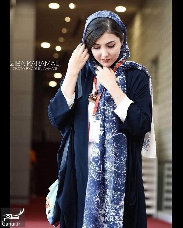 452604 Gahar ir عکسهای دیدنی زیبا کرمعلی و مادرش در جشنواره جهانی فجر 37