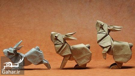 521443 Gahar ir اوریگامی چیست + آموزش اوریگامی