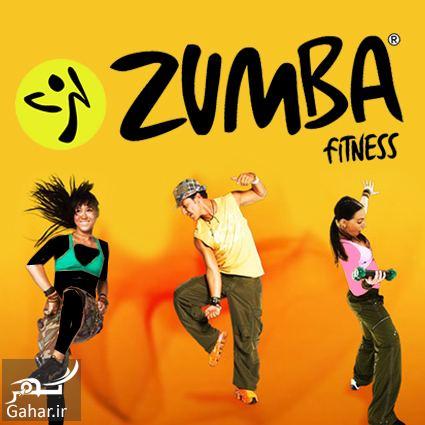 537750 Gahar ir آموزش ورزش زومبا و لاغری