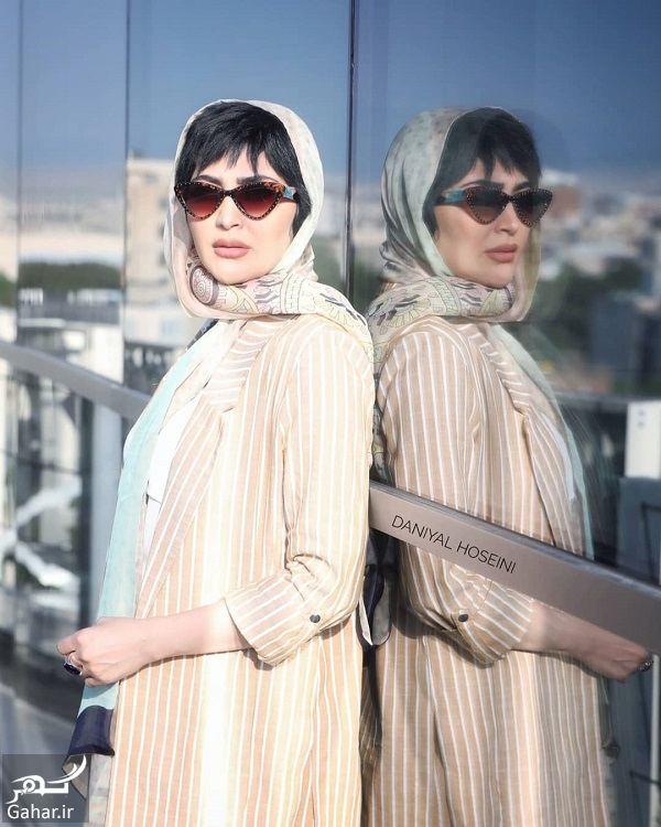 610570 Gahar ir استایل مریم معصومی در جشنواره جهانی فیلم فجر 98