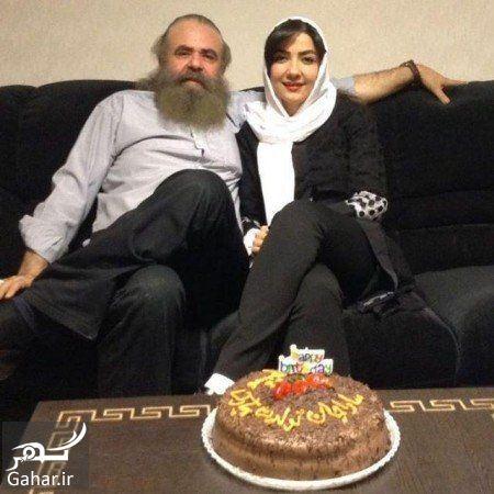663570 Gahar ir سارا صوفیانی و همسرش بیوگرافی سارا صوفیانی