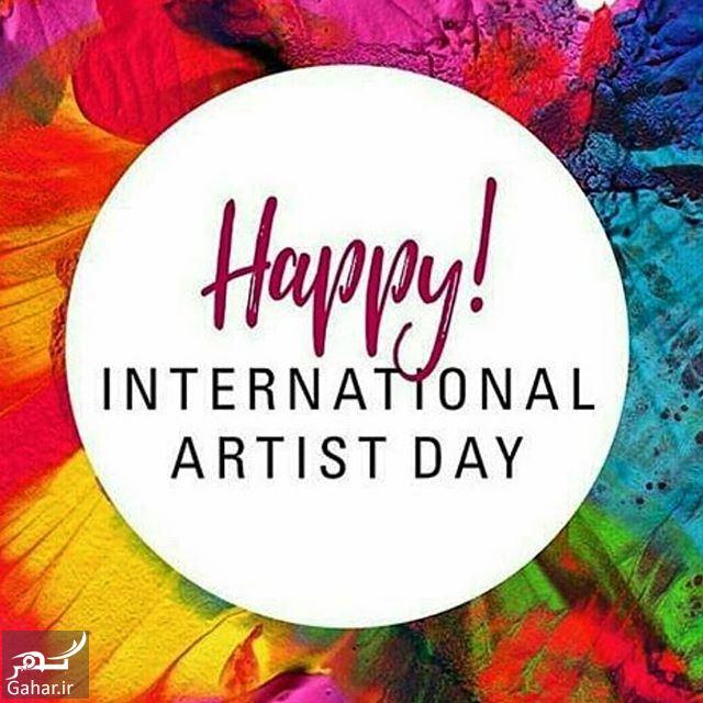 924249 Gahar ir تبریک روز جهانی هنرمند