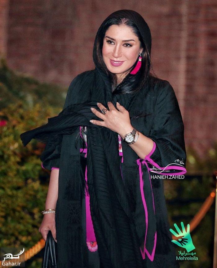 016912 Gahar ir عکسهای هنرمندان در ضیافت افطاری خیریه مهر لیلا رمضان 98