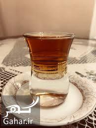 106462 Gahar ir روش ریختن چای دورنگ