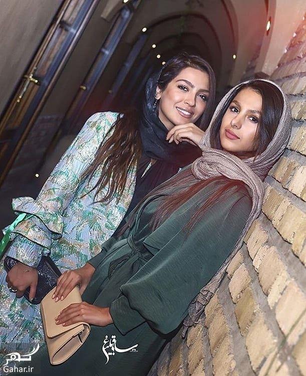 عکسهای جوانه دلشاد و مونا کرمی در جشن تولد پویا امینی, جدید 1400 -گهر