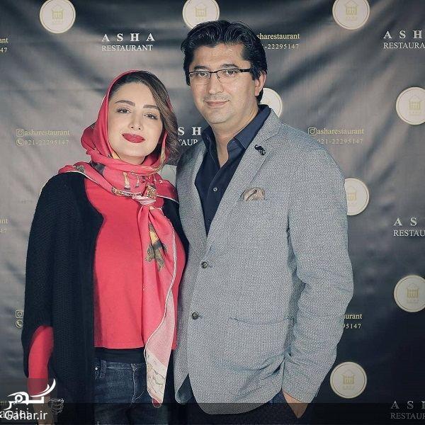 474176 Gahar ir عکسهای جدید شیلا خداداد و همسرش در افتتاحیه یک رستوران