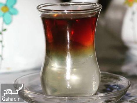 495557 Gahar ir روش ریختن چای دورنگ