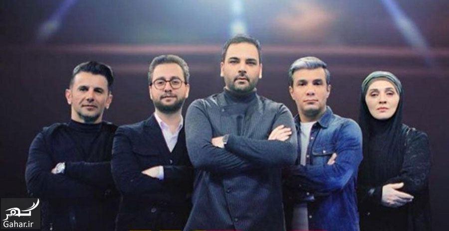 499524 Gahar ir زمان پخش فینال عصر جدید در ماه رمضان