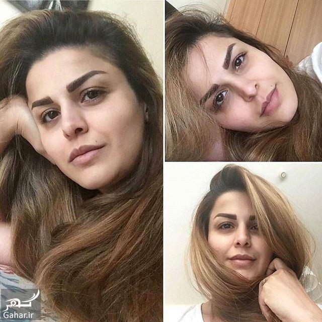 741799 Gahar ir عکسهای بدون آرایش سحر خواننده