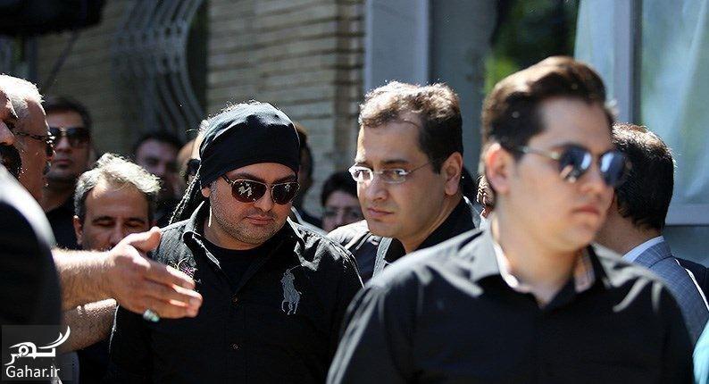 794127 Gahar ir عکسهای مراسم تشییع بهنام صفوی خواننده پاپ