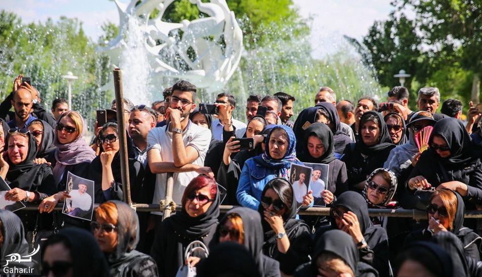 863935 Gahar ir عکسهای مراسم تشییع بهنام صفوی خواننده پاپ