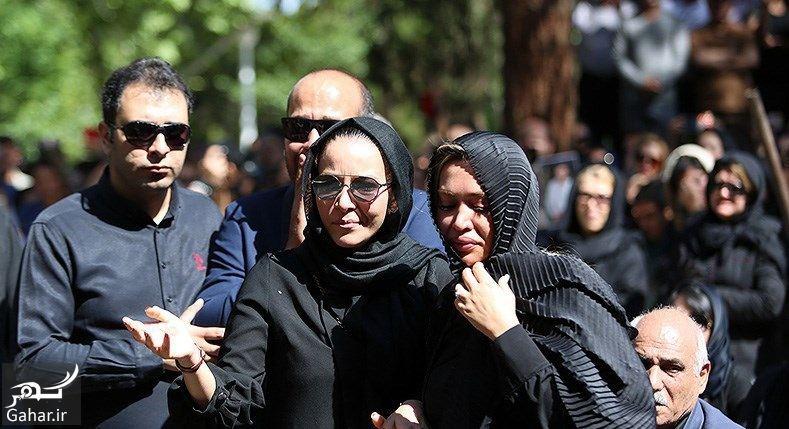 898438 Gahar ir عکسهای مراسم تشییع بهنام صفوی خواننده پاپ