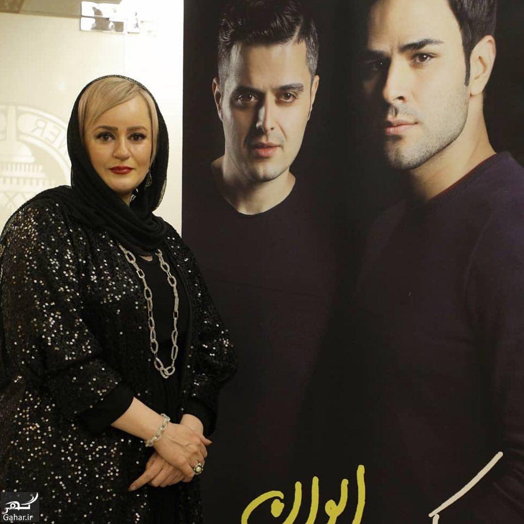 تصاویر نعیمه نظام دوست در کنسرت ایوان بند