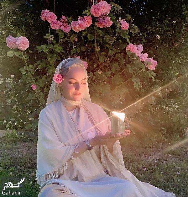 148549 Gahar ir عکسهای رمانتیک مهناز افشار در روز تولدش