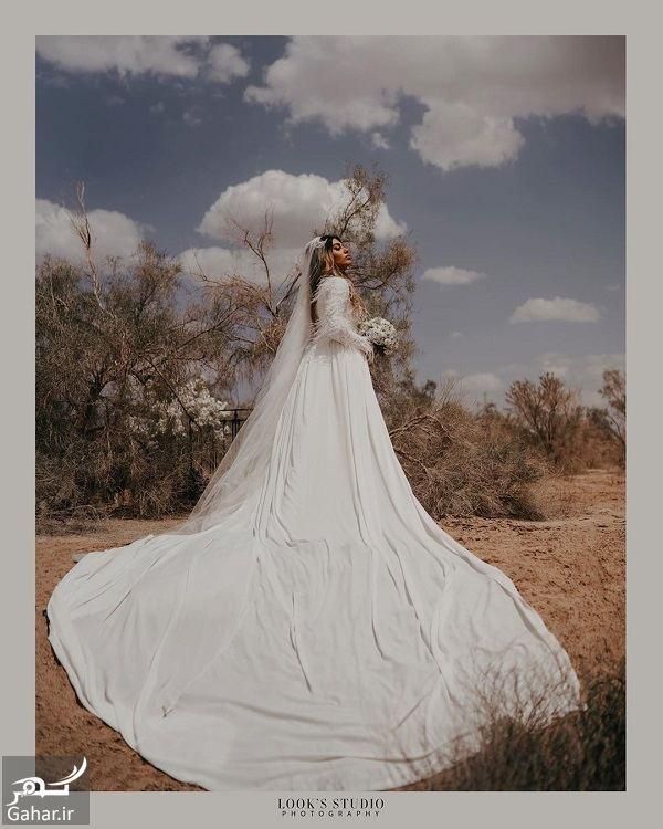 164498 Gahar ir عکسهای آتلیه عروسی محسن افشانی و همسرش