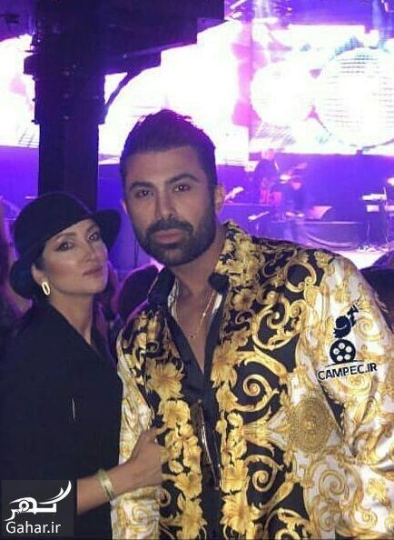 263631 Gahar ir عکسهای جدید و متفاوت روناک یونسی و همسرش در کنسرت