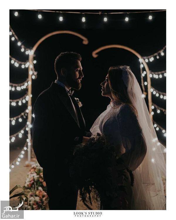 328071 Gahar ir عکسهای آتلیه عروسی محسن افشانی و همسرش