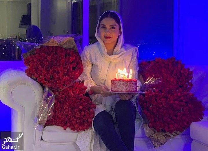 500156 Gahar ir e1559463832131 عکسهای جشن تولد 30 سالگی آزاده زارعی