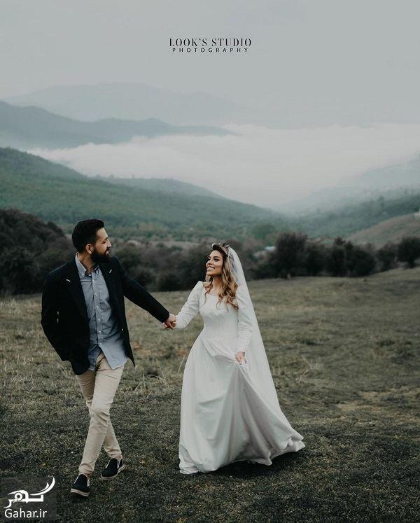 635062 Gahar ir عکسهای آتلیه عروسی محسن افشانی و همسرش