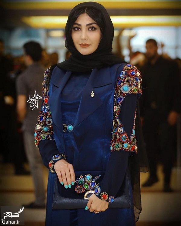 064693 Gahar ir استایل متفاوت مریم معصومی در جشن حافظ 98 / تصاویر