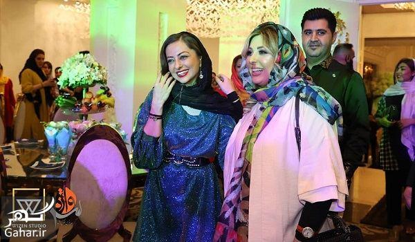 087732 Gahar ir عکسهای جشن تولد نیوشا ضیغمی با حضور بازیگران